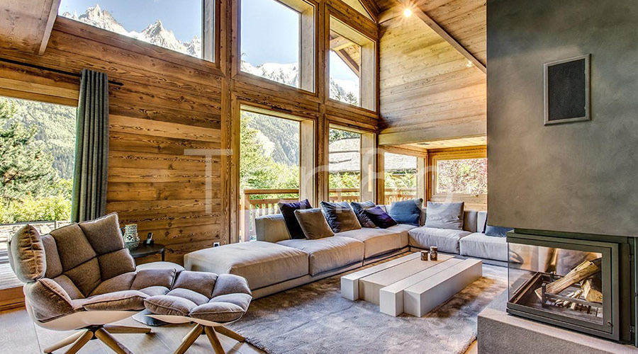 Chamonix Luxury Chalet Ten80 Collection