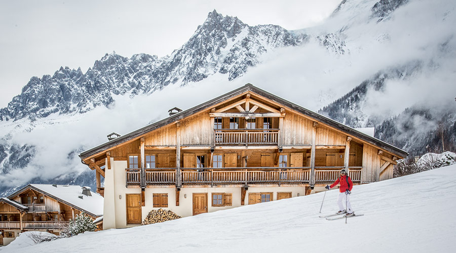 Chamonix Chalet Ten80 Season